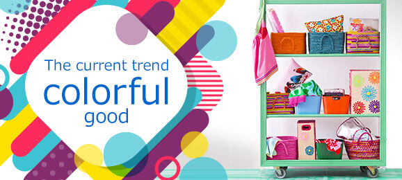 The Current Trend Colorful Good