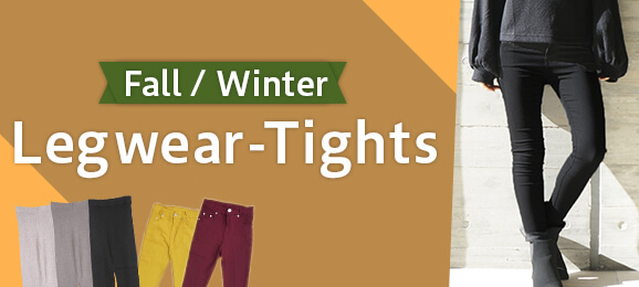 Fall Winter Legwear Tights
