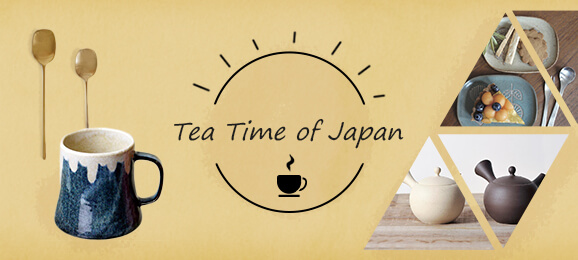 Tea Time of Japan