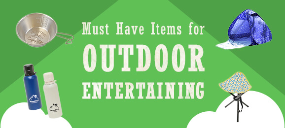 Outdoor Entertainng