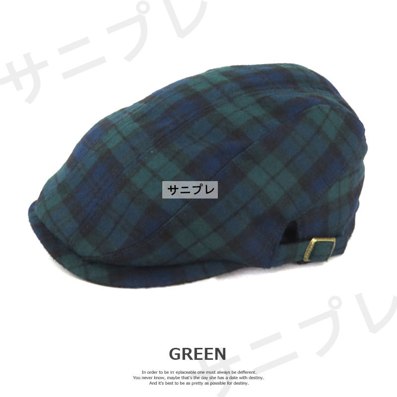 a03774a59f2 Import Hats   Cap Checkered Flat cap from Japan at wholesale prices