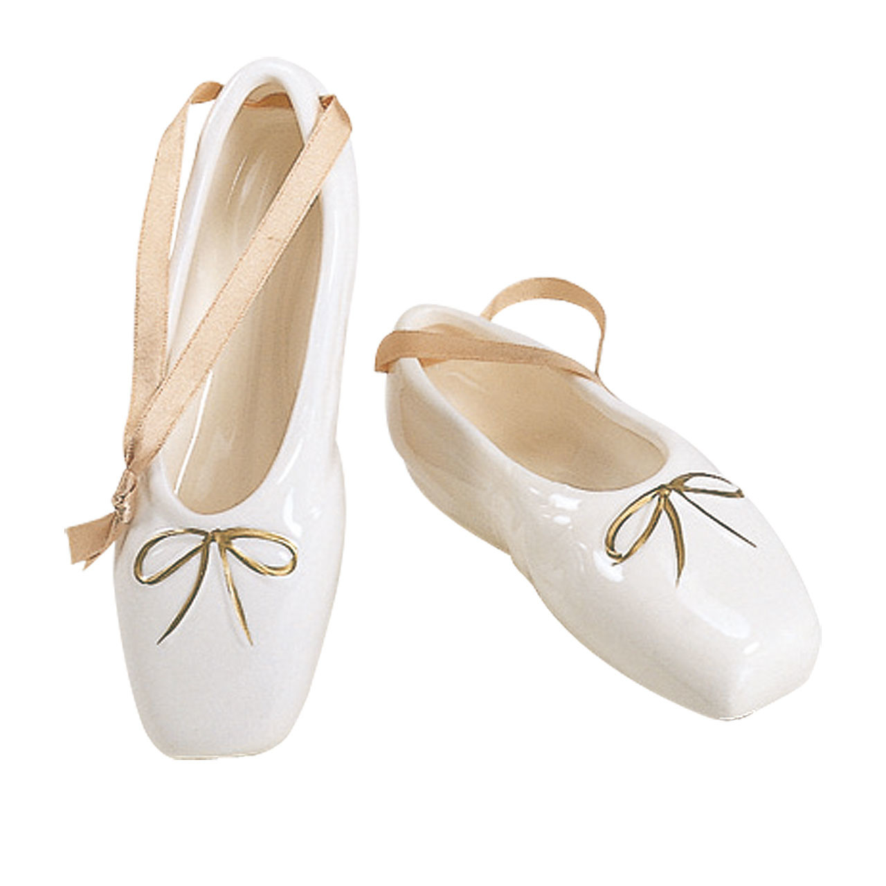 Ballet Shoes White | Export Japanese
