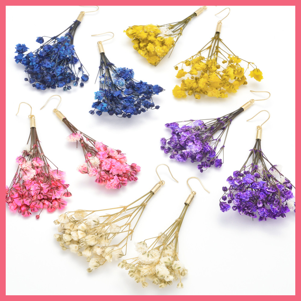 Flower Bouquet Earrings