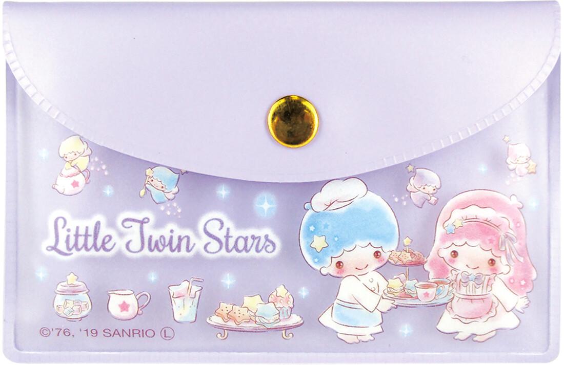 Sanrio Little Twin Stars Sticky Notes Extra Sticky