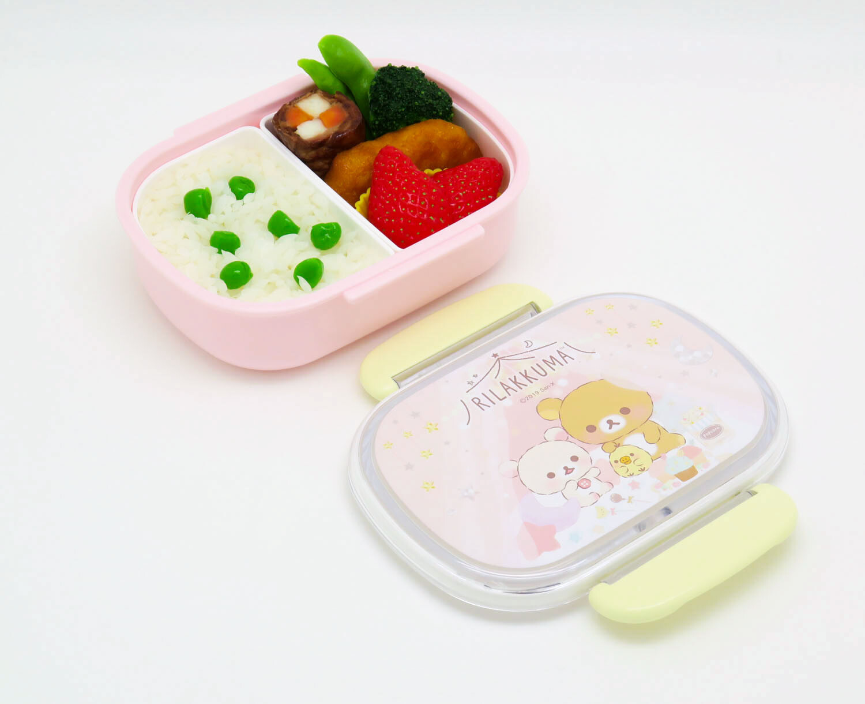 Rilakkuma lunch box PCR-7