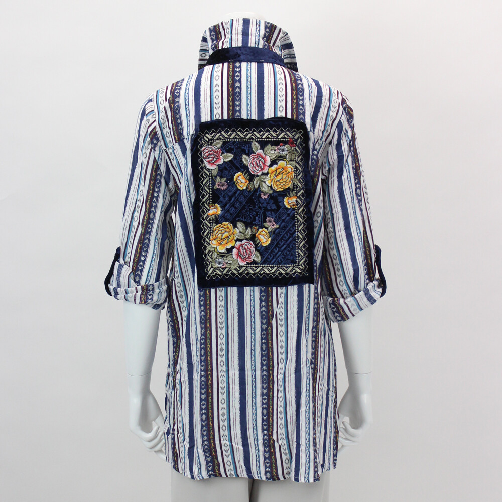 Floral Pattern Embroidery Design Blouse Export Japanese Products To The World At Wholesale Prices Super Delivery,Minecraft Vending Machine Design