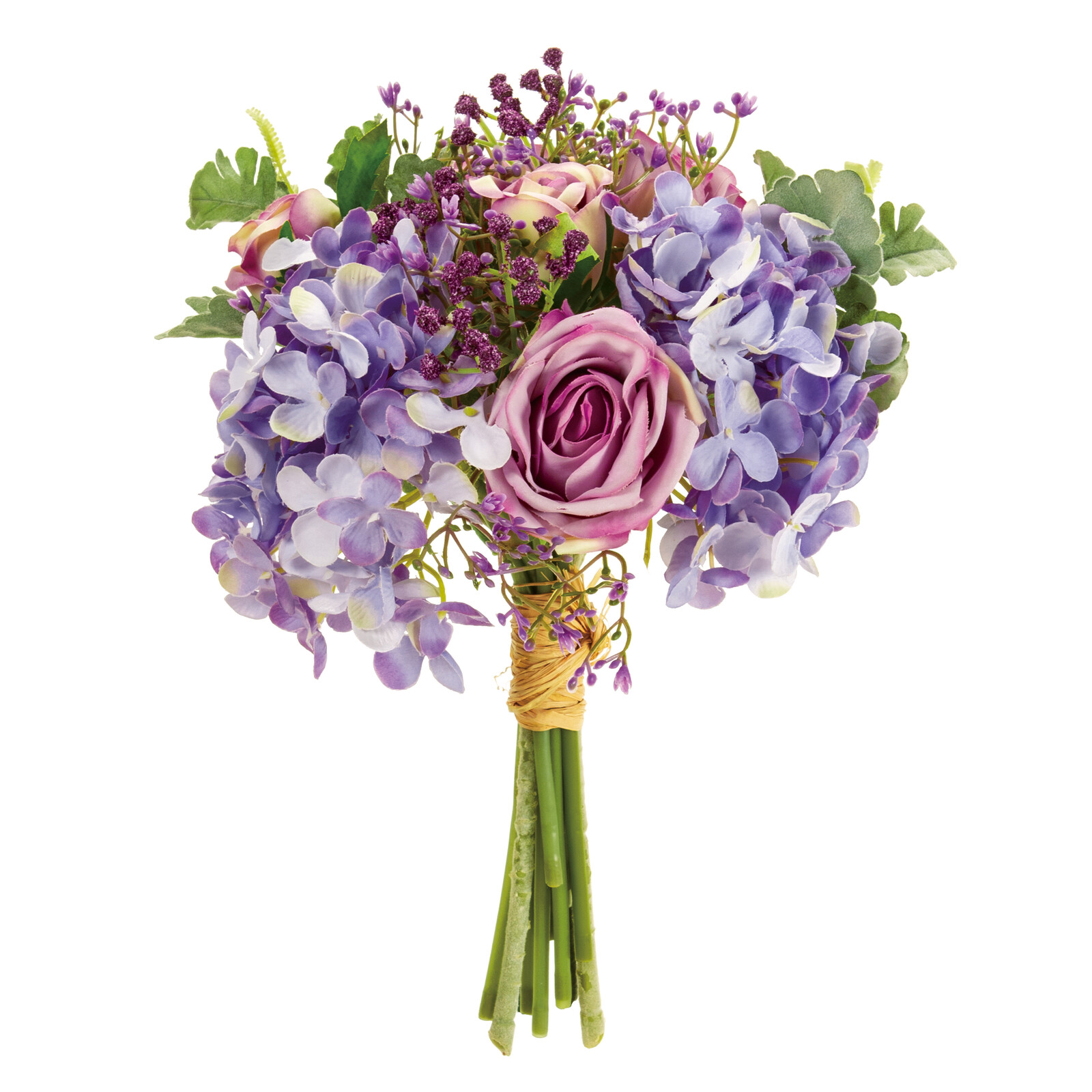 Rose Mix Bouquet Lavender Purple Flower Artificial Flower Bouquet Export Japanese Products To The World At Wholesale Prices Super Delivery
