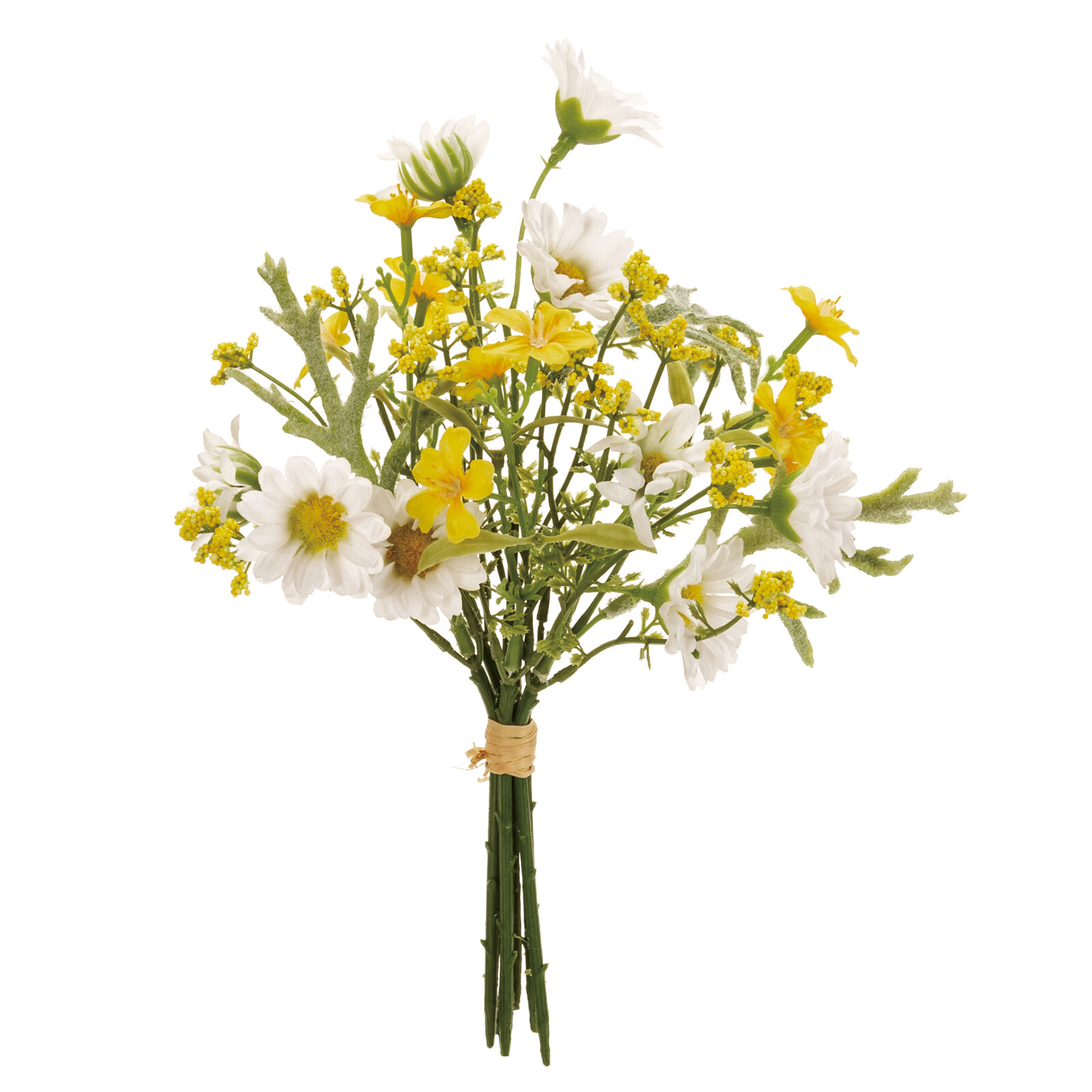 Bouquet White Yellow Flower Artificial Flower Bouquet Export Japanese Products To The World At Wholesale Prices Super Delivery