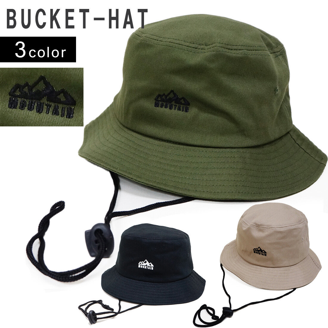 Hats Cap Hat Men S Ladies Hat Bucket Hat Safari Hat Outdoor Good Embroidery Mountain Key Import Japanese Products At Wholesale Prices Super Delivery