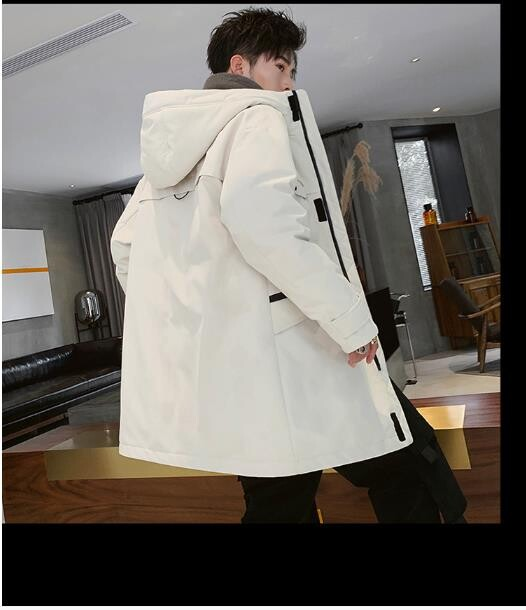 xijie Herrenjacke Koreanische Version der d/ünnen l/ässigen Herrenbekleidung /