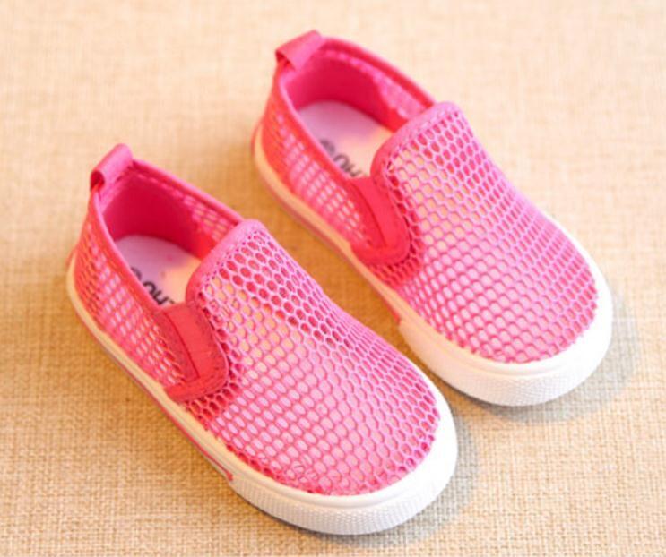 Kids Shoe Mesh Sneaker Kids Shoes