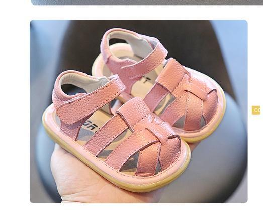 Baby Sandal Boys Girl soft Bottom For