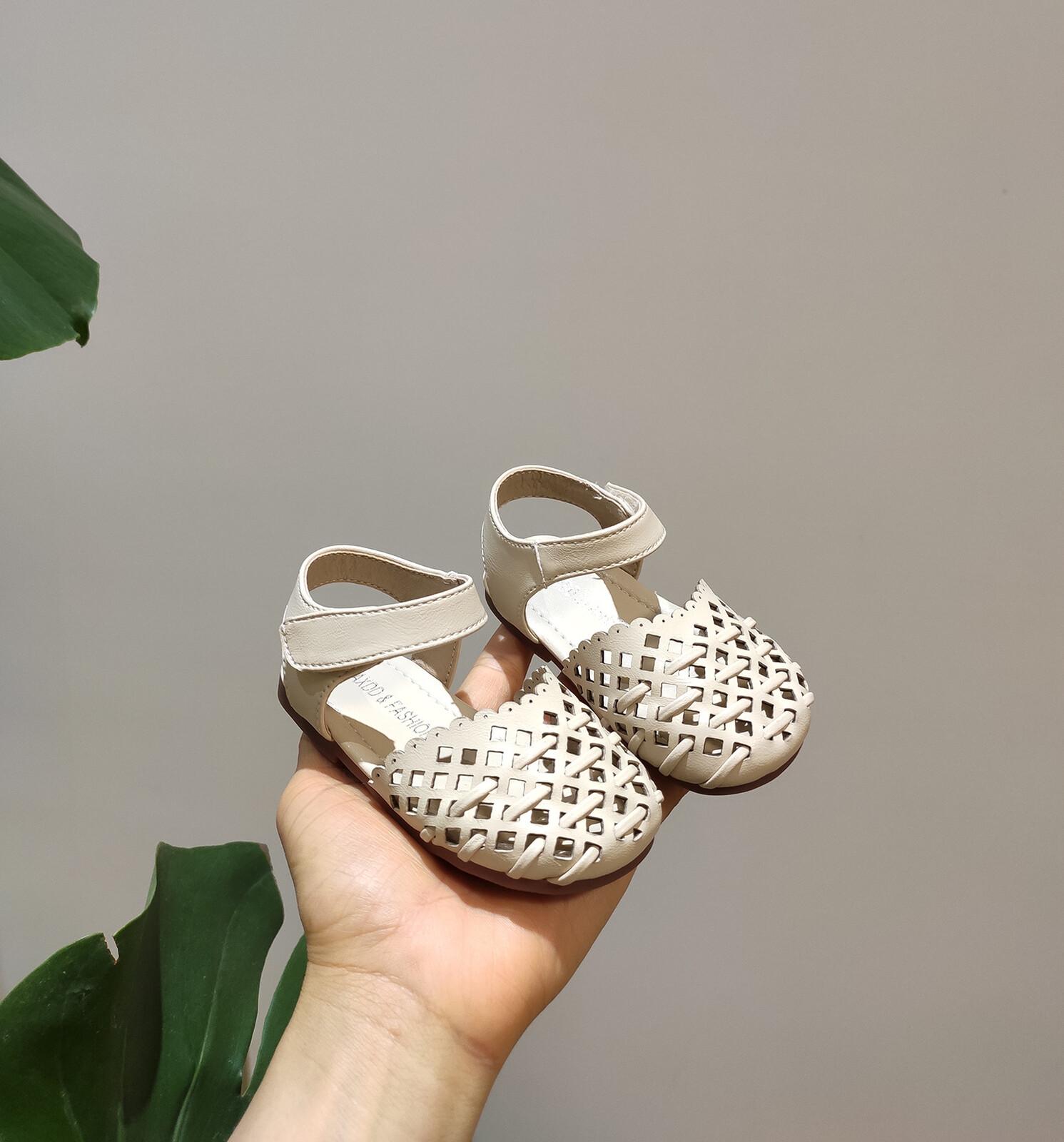 Ladies Baby Toe Sandal Slip soft Bottom
