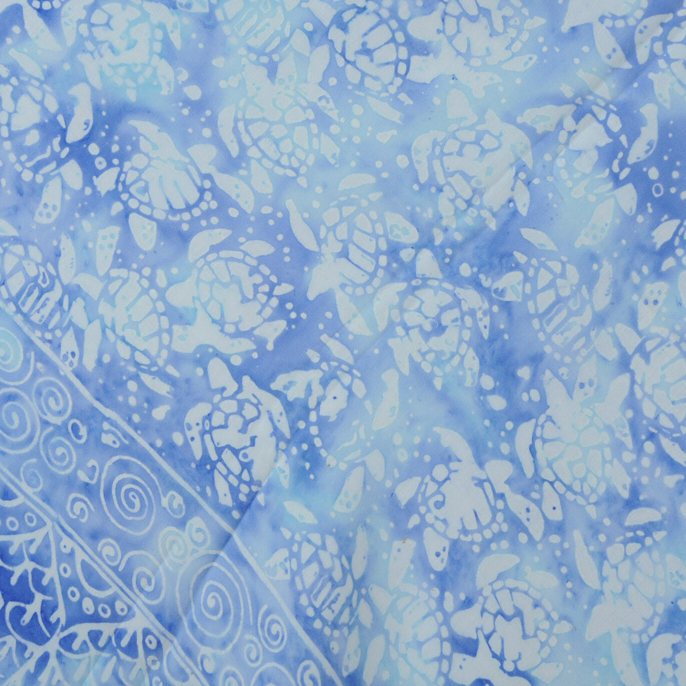 アジアンサロン パレオ テーブルクロス ホヌ ホヌ Blue の商品ページ 卸 仕入れサイト スーパーデリバリー