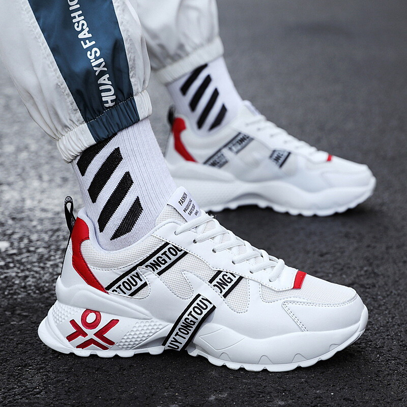 Style Men's Shoes Fashion Casual Sport