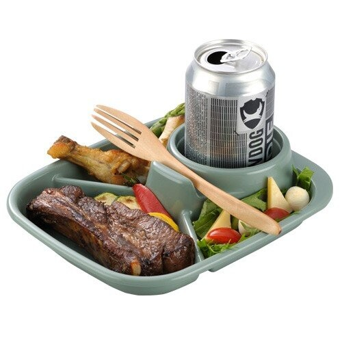 Barbecue Dish Beige | Import Japanese products at wholesale prices - SUPER  DELIVERY