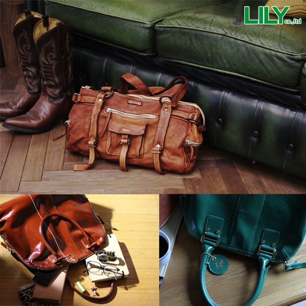 Popular Japanese Bag Brands Real Mind leather